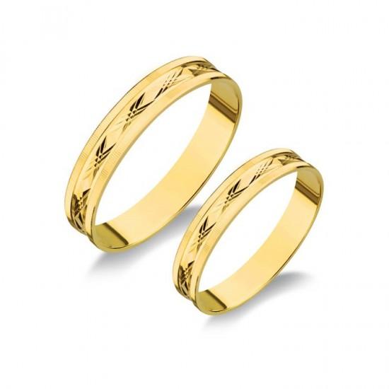 Arany Karikagyűrű AC A79