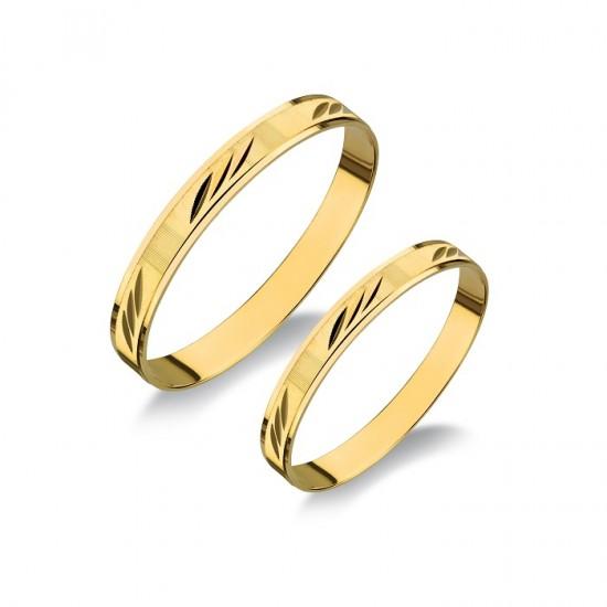 Arany Karikagyűrű AC A66