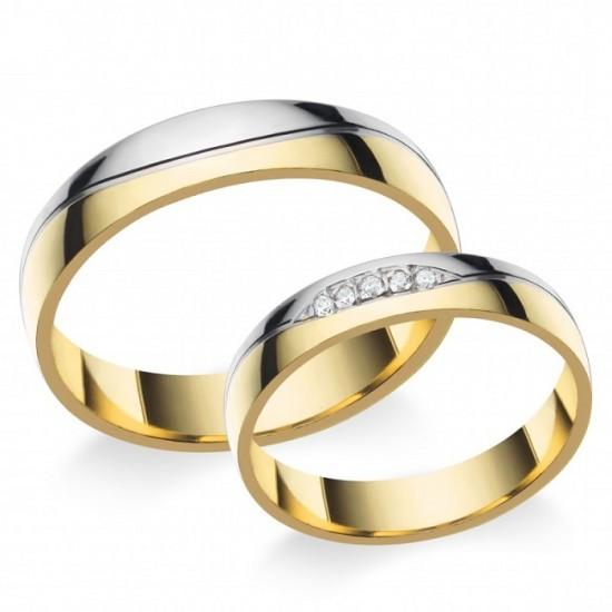 Arany Karikagyűrű SG F4