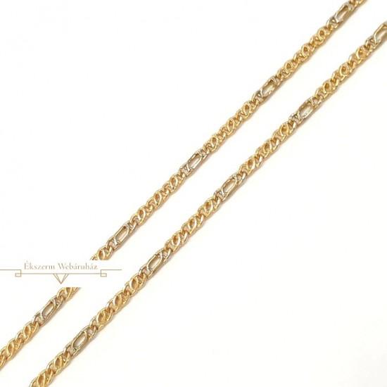 Arany Lánc (méret:55) AF 11061