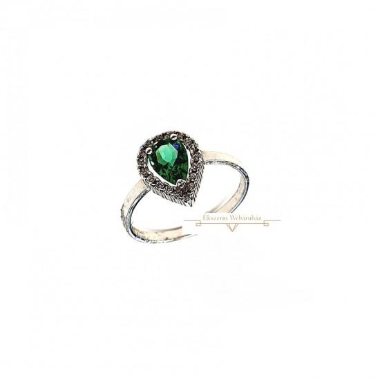 Fehérarany Gyűrű (méret:53) VE 34562