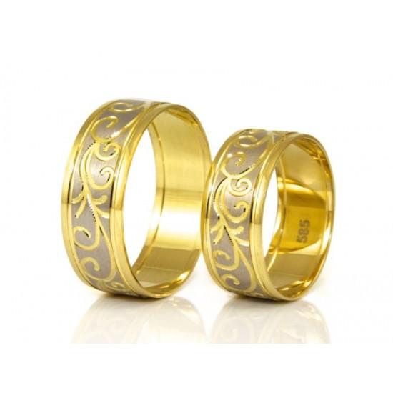 Arany Karikagyűrű PP L1009